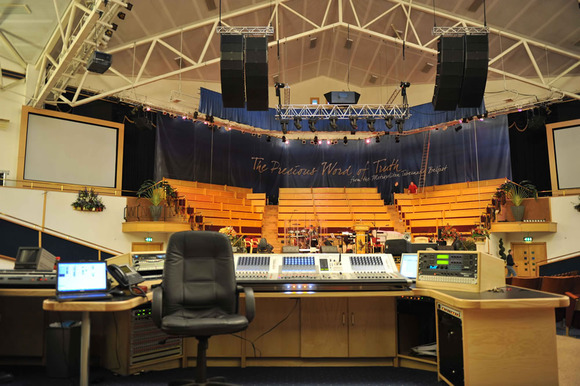 First Studer Vista 5 For UK House Of Worship