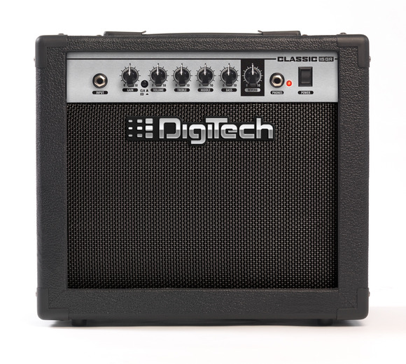 DigiTech Now Shipping Guitar and Bass Combo Amplifiers
