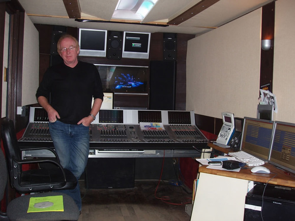 RedTX Uses Studer Vista 8 Digital Console To Drive The UK's Most High Profile Concert Recording And Broadcast Events