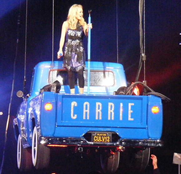 Studer Vista 5 SR Console Helps Carrie Underwood's North American Tour Bring Country To The Continent