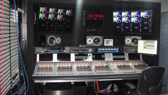 All Mobile Video Outfits New Epic 3D Mobile Production Truck With Studer Vista 8 Digital Console