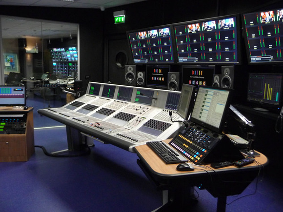 Studer's New Vista 9 Console Is Adopted By Major International Studios