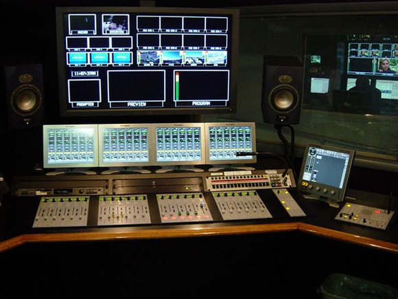 KSNV NBC Las Vegas Continues Broadcast Excellence With Studer OnAir 3000 Console