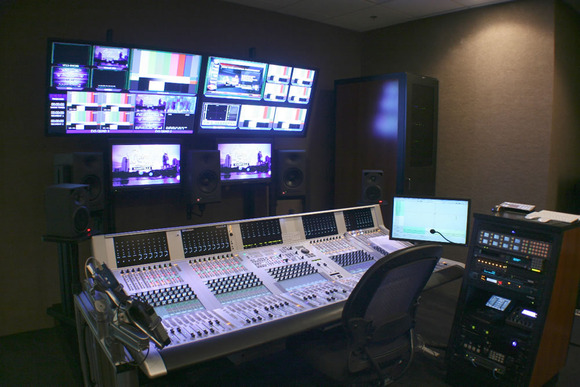 Studer's Vista 8 Console Is Installed at Trinity Broadcasting Network's Nashville Production Facility