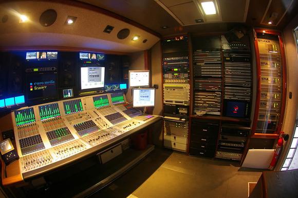 Euro Media France OB Upgrades With Studer Vista 9 Console