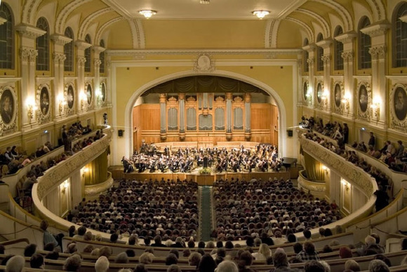 Studer Vista 9 and Soundcraft Vi1 Digital Consoles to be Installed in Moscow Conservatory's Great Hall