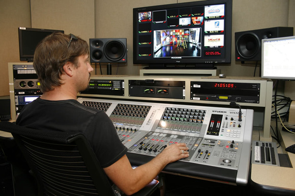 Canadian Television Station TFO Employs Studer Vista 5 For Live Production
