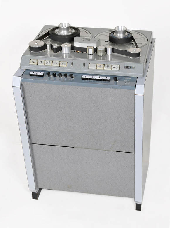 Beatles tape recorder at the Norwegian Museum of Science and Technology