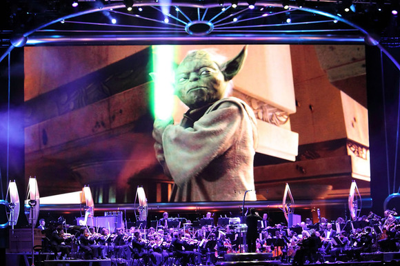 The Force Is With Studer For Star Wars: In Concert