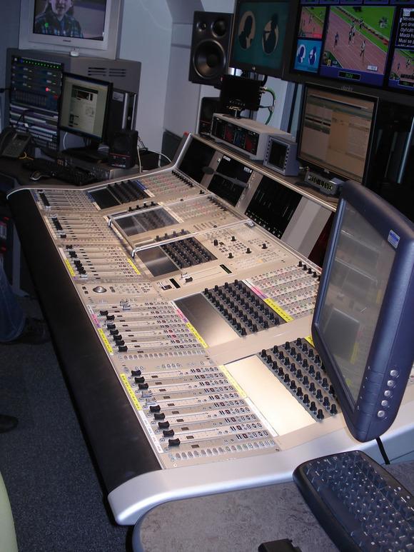 TV Nova Completes Trio Of Studer Vista Installs