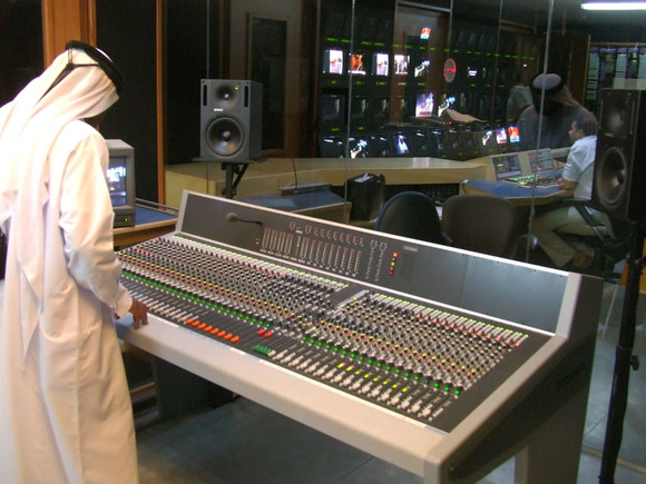 Dubai TV takes delivery of Studer 928 console