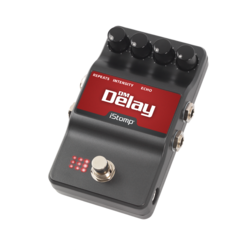 Dm delay epedal