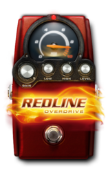 Redline overdrive on epedal