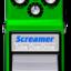 Screamer on tiny square