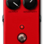 Red compressor on tiny square