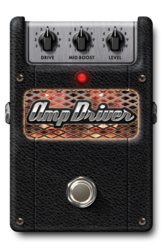 Amp driver on epedal