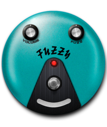 Fuzzy on epedal