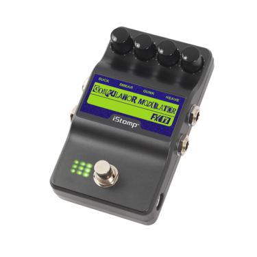 DOD® FX13 Gonkulator Modulator with iStomp label