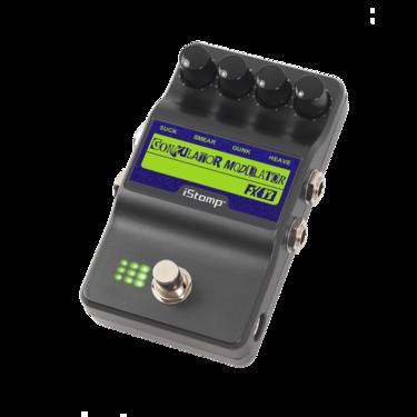 DOD® FX13 Gonkulator Modulator with iStomp label