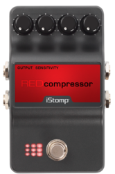 Red compressor epedal