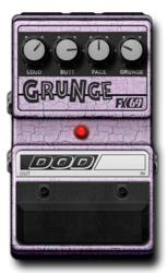 Dod grunge on epedal