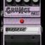 Dod grunge on tiny square