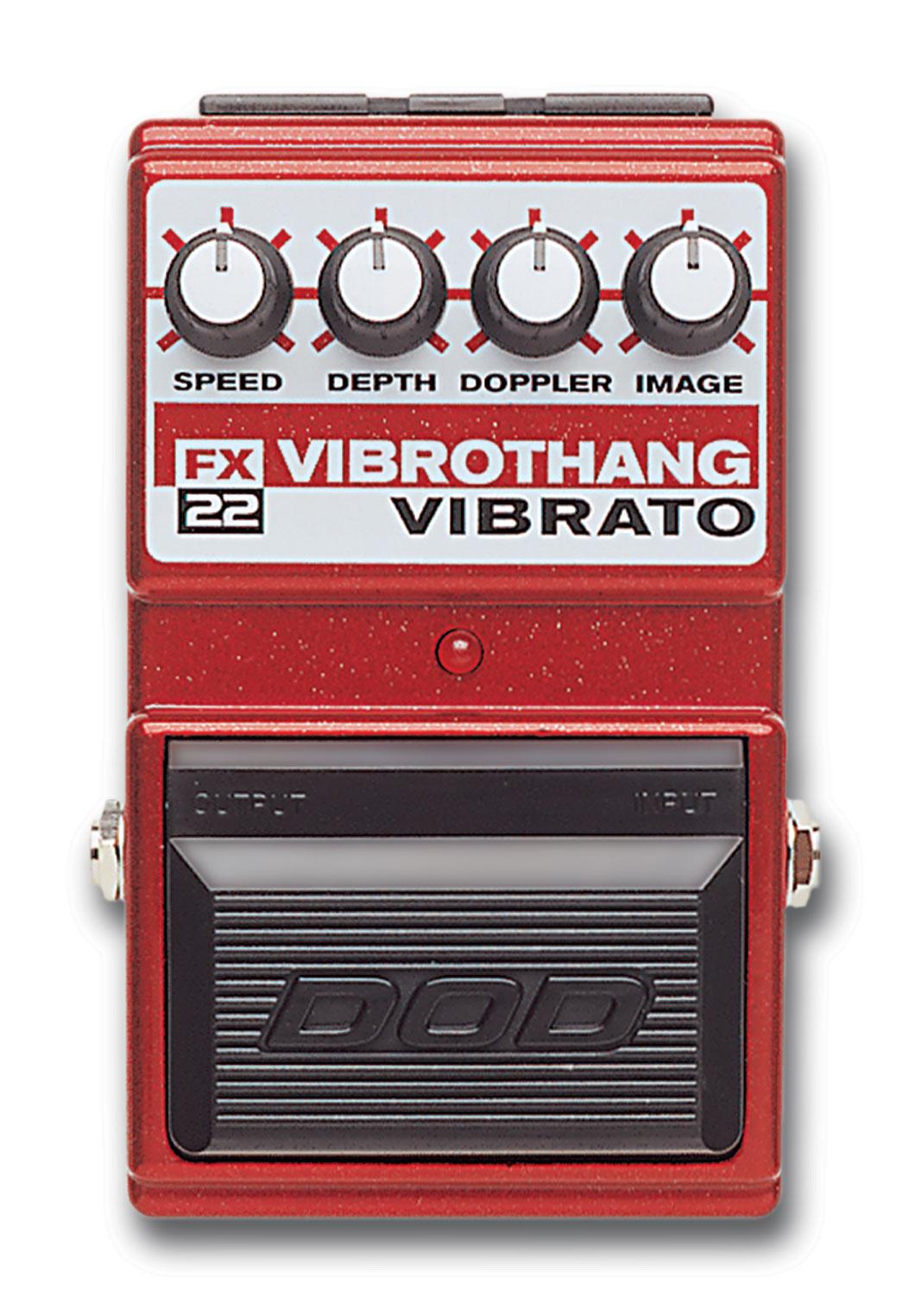 Fx22 Dod Tremolo Effect Circuit Using Ua741 Vibrothang Vibrato