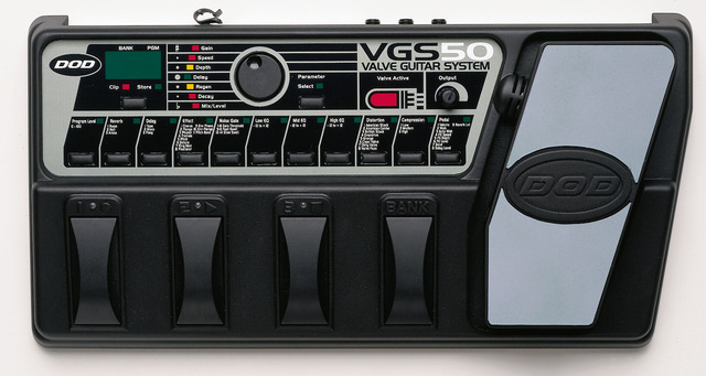 Dod vgs50 product front large