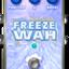 Freeze wah on tiny square