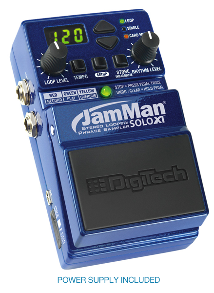 digitech jamman delay looper manual