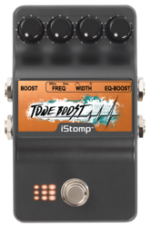 Toneboost straighton label epedal
