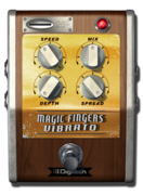 Magic Fingers Vibrato