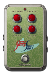 Swingshift pedal off epedal