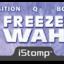 Freezewah label tiny square