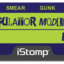Gonkulator label tiny square