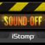 Soundoff label tiny square