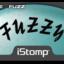 Fuzzy label tiny square