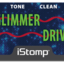 Glimmerdrive label tiny square