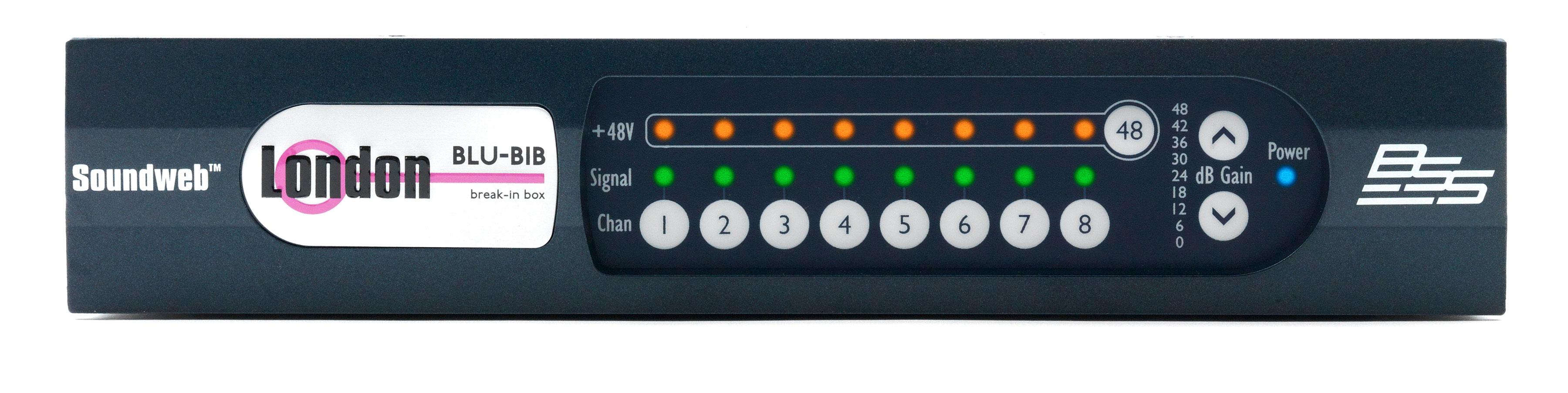 Blu Bib Bss Networked Audio Systems