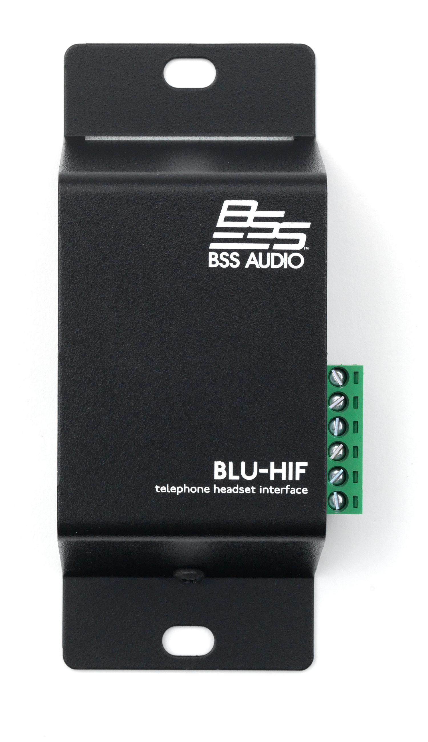 Bss Blu 102 manual