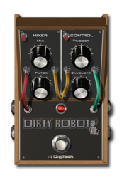 Digitech dirty robot 1 off epedal