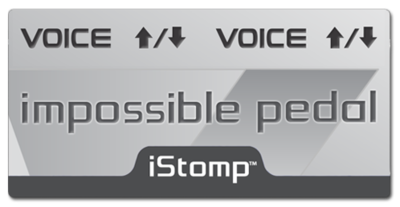 Impossible label epedal