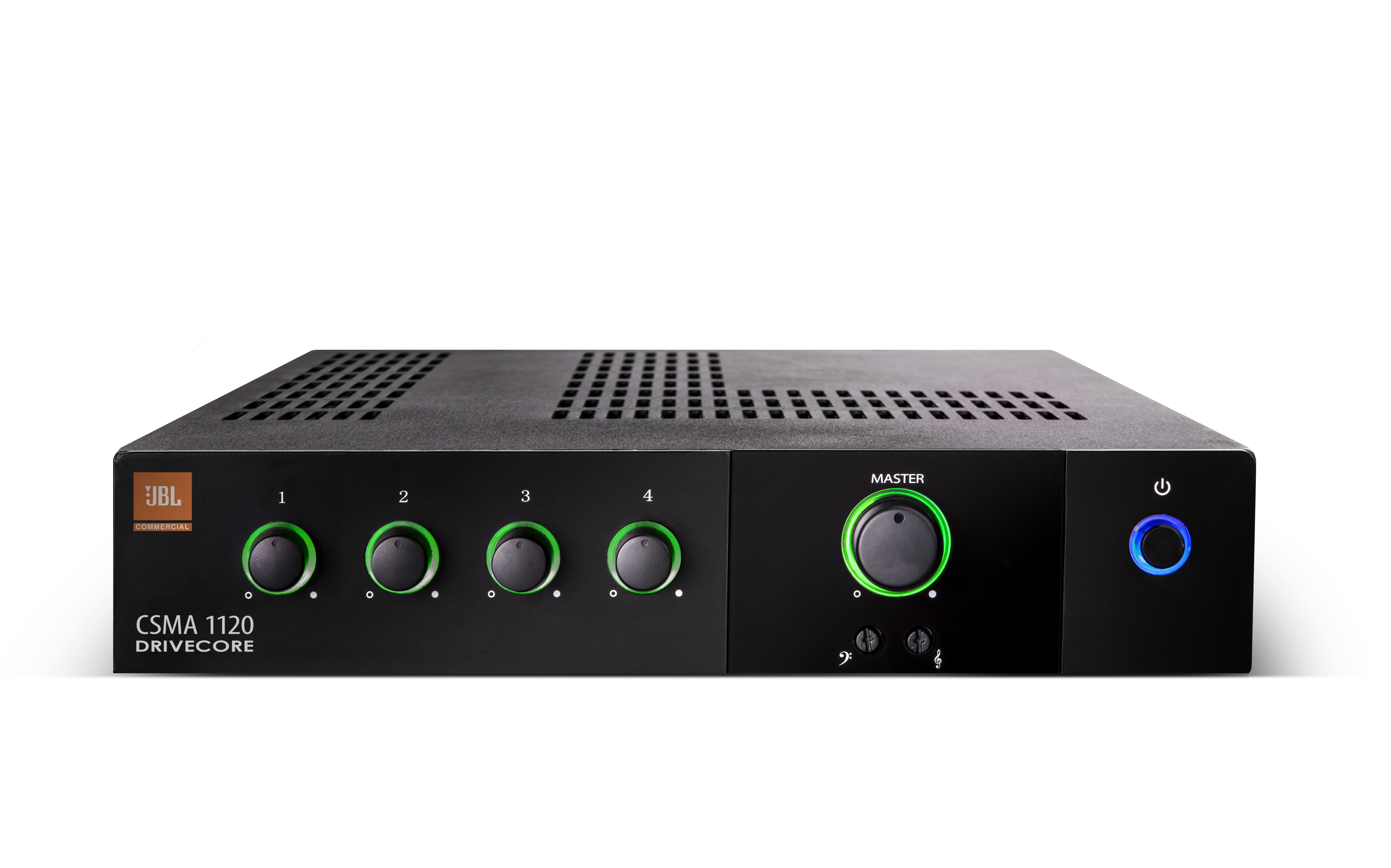 Csma 180 1120 Jbl Commercial Products The Signal Amplifiers Can Set Input And Output Ratio