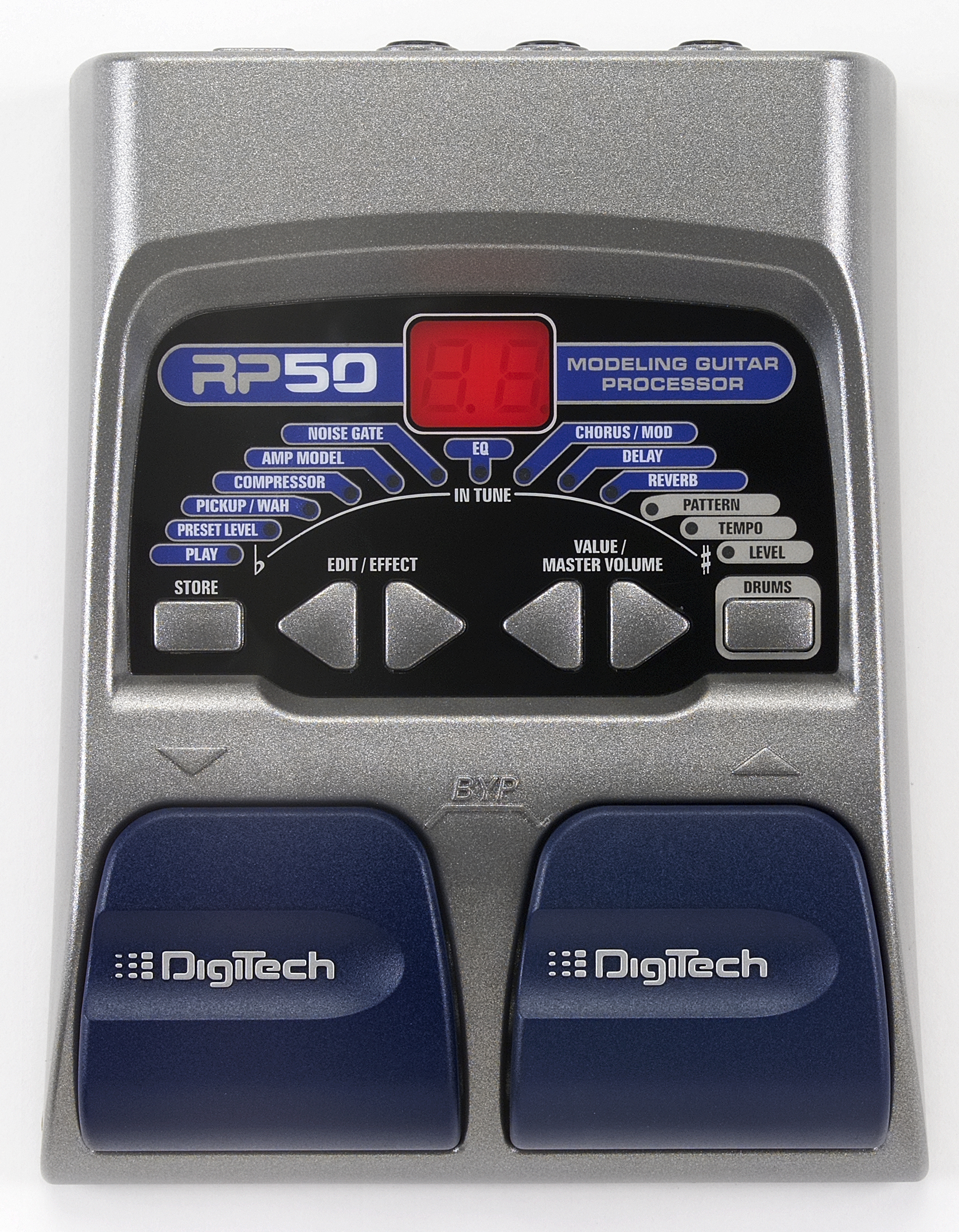 rp50 digitech guitar effects rh digitech com Digitech Pedals Digitech GNX 1