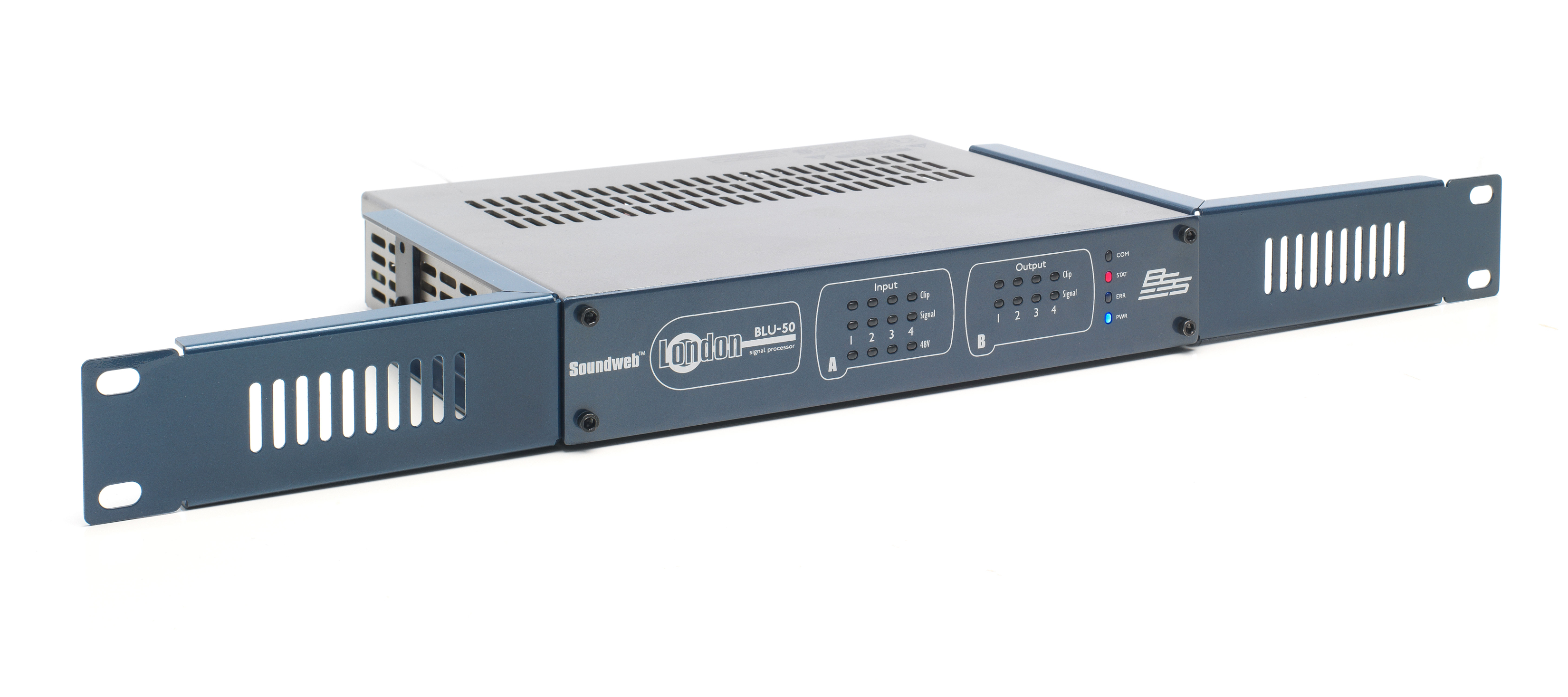 Blu 50 Bss Networked Audio Systems