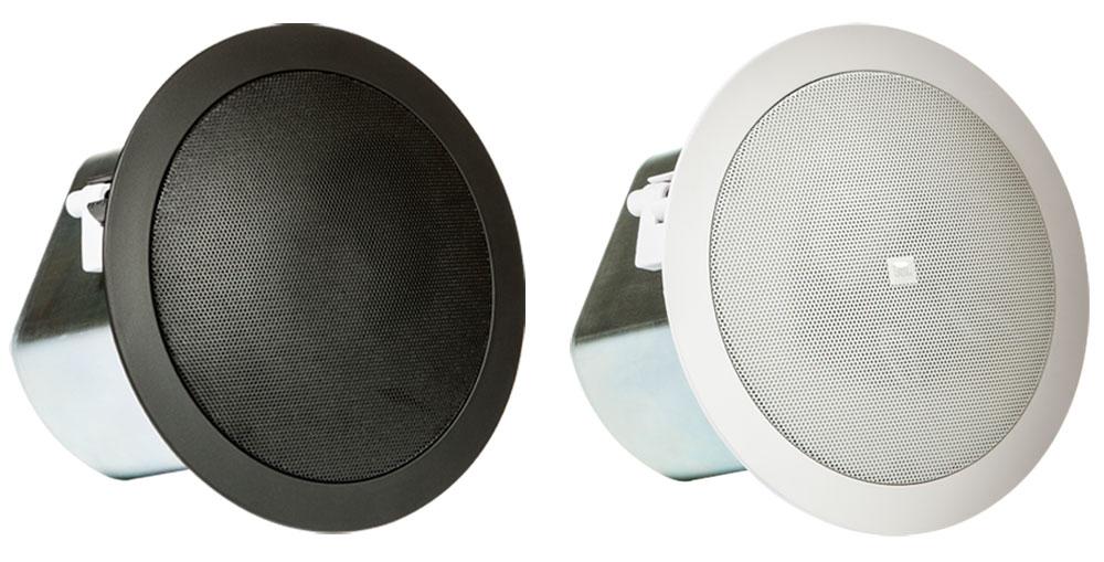 in ceiling control speakers pair product jbl way vented ceilings speaker