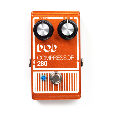 Compressor 280 (2014) | DigiTech Guitar Effects