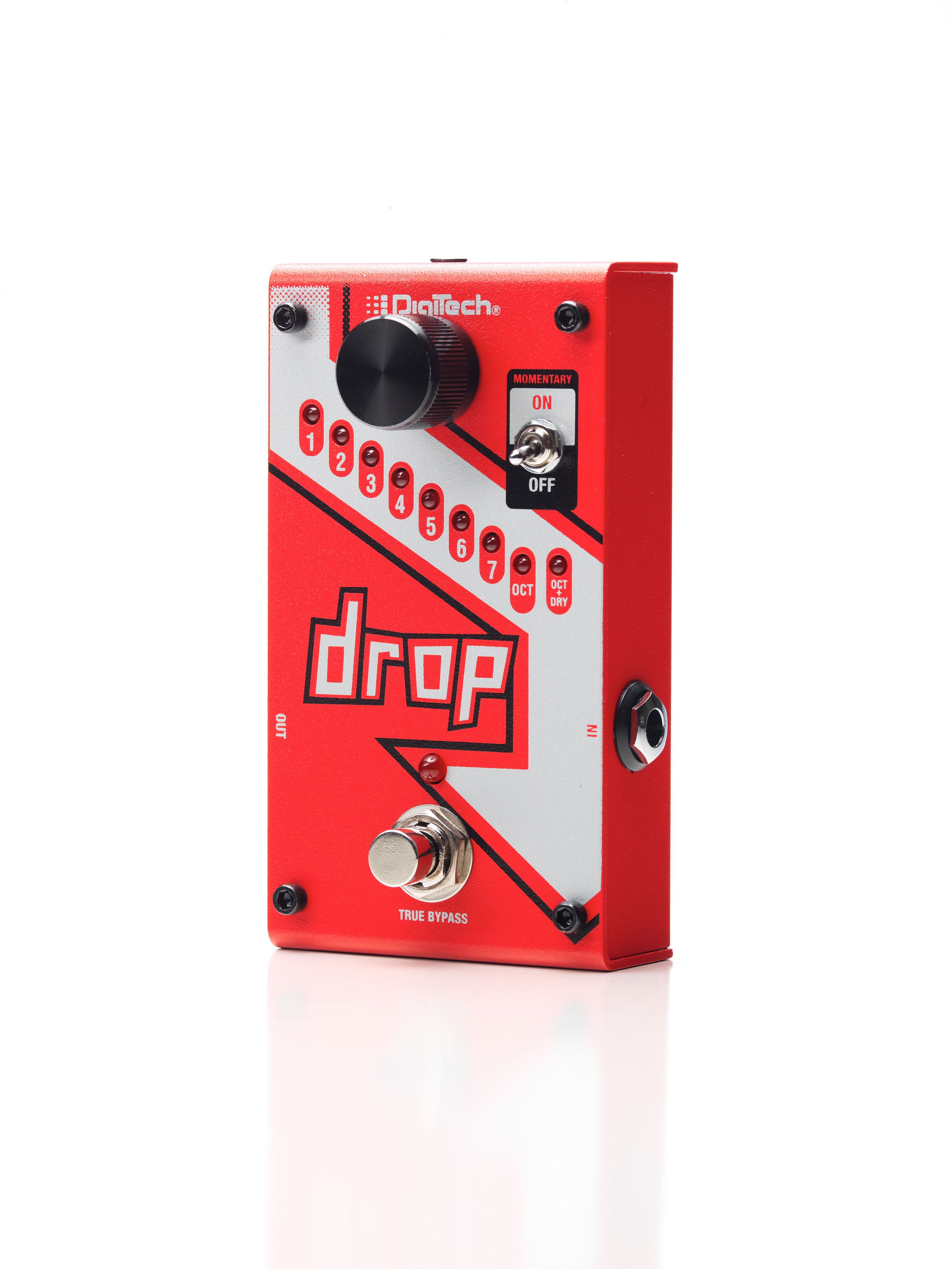 The Drop Digitech Guitar Effects This Page Standard Tuning String Notes Diagram Polyphonic Tune Pedal