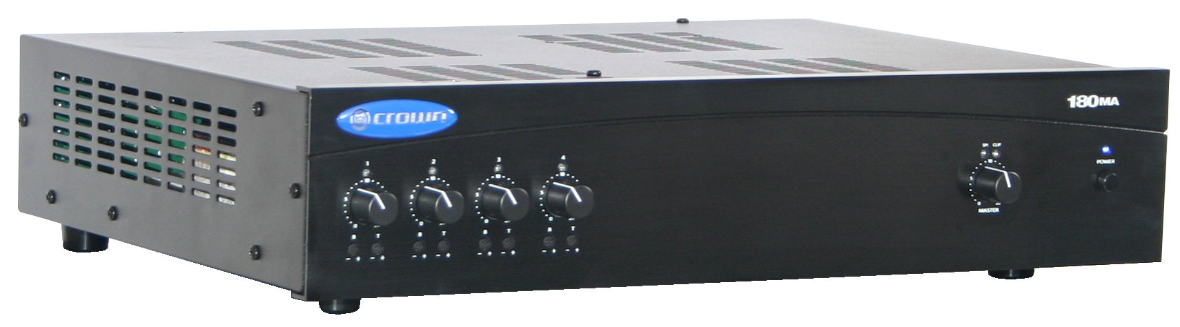 180ma crown audio professional power amplifiers rh crownaudio com Crown Audio 180mA Amplifier Crown 280mA Manual