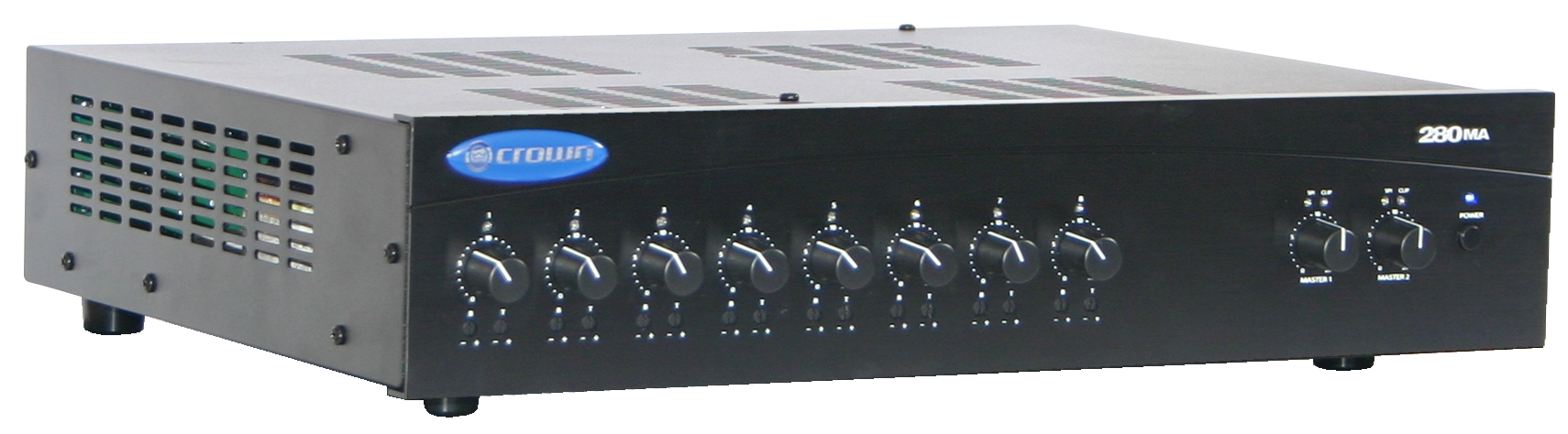 280ma Crown Audio Professional Power Amplifiers 8 Ohm Amplifier With 60w Output Tiny Square